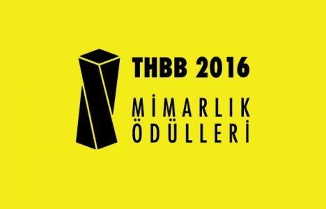 THBB Mimarlık Ödülleri için son başvuru 3 Ekim'de!