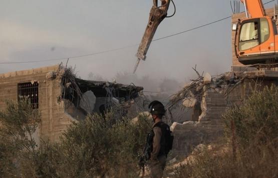 İsrail, Filistin köyü Arakib'i 177'nci kez yıktı!