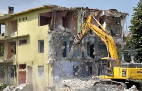Antalya'da 68 inşaata faaliyeti durdurma cezası verildi!