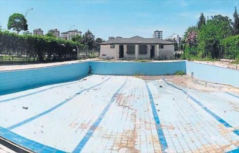 Adana'daki havuzlar kaderine