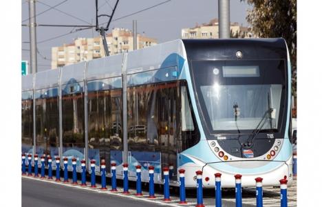 Konak Tramvayı'nda test