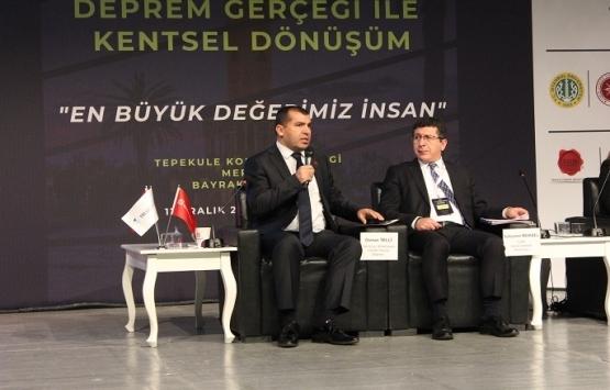 Türkiye'de kentsel dönüşüm süreci masaya yatırıldı!