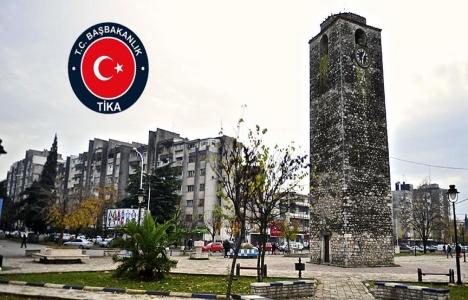 TİKA, Karadağ Podgoriça'dki