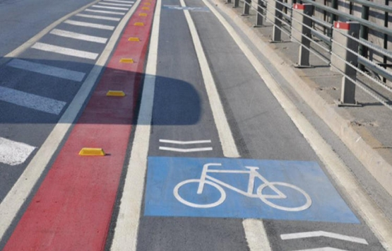 Bisiklet yolu kanunu!