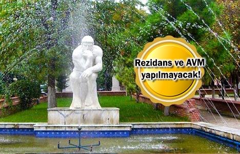 Çevre ve Şehircilik'ten Bakırköy Ruh ve Sinir Hastalıkları Hastanesi açıklaması!