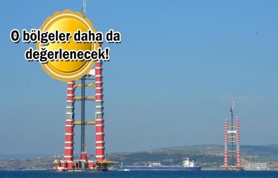 1915 Çanakkale Köprüsü emlak fiyatlarını uçurdu!