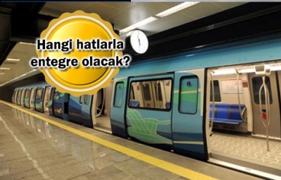 Çekmeköy-Yenidoğan-Sultanbeyli Metro Hattı'nda