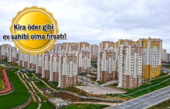 TOKİ Ankara Kahramankazan'daki 334 konutu satıyor!