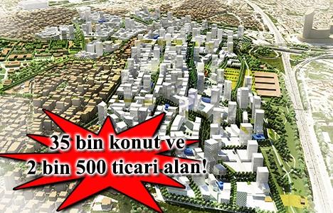 Fikirtepe kentsel dönüşüm