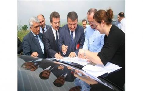 Yenişehir'e Otomotiv Test Merkezi yapılacak!
