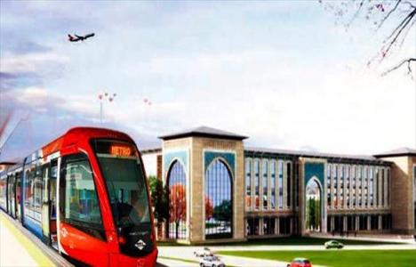 Esenboğa Havalimanı Metrosu