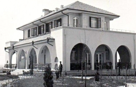 Tarihi Marmara Köşkü yıkılacak!
