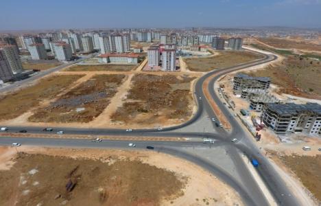 Gaziantep Karataş'a 37 kilometre imarlı yol!