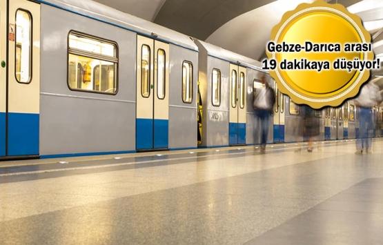 Gebze-Darıca Metro Hattı'nın temeli 20 Ekim'de atılacak!