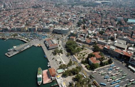Kadıköy Belediyesi kat