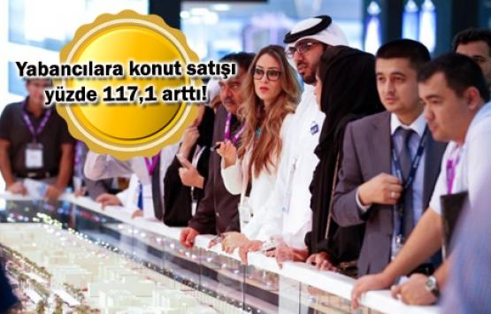 Kasım'da 4 bin 672 konut yabancılara satıldı!
