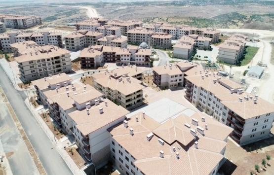 Gaziantep Kuzey Şehir'e 5 bin 200 konut daha yapılacak!