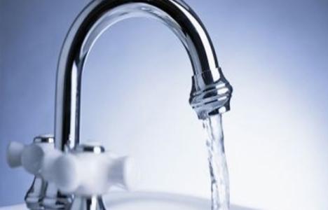 İstanbul su kesintisi 6 Haziran 2015 süresi!