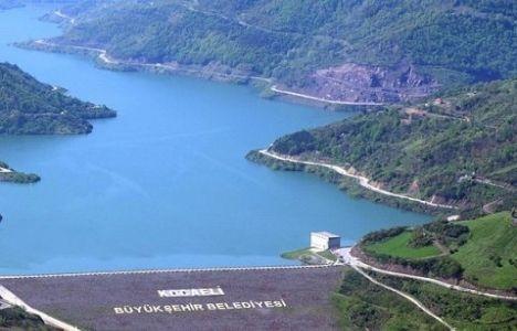 Yuvacık Barajı'nın doluluk