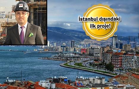 DAP Yapı'dan İzmir'e