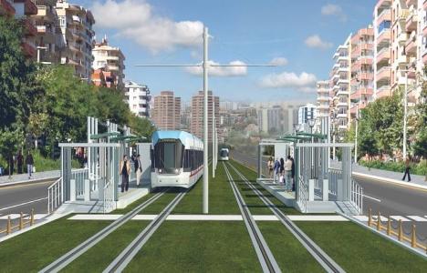 Diyarbakır'daki raylı tramvay sistemi projesi onaylandı!