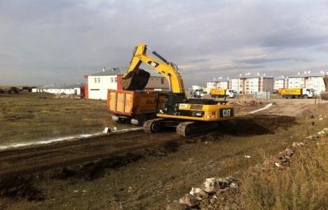 Kars-Digor bölünmüş yol