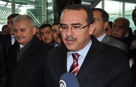 Sadullah Ergin: Hatay'da çılgın projenin ihalesini yaptık!