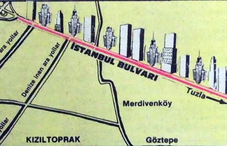 1986 yılında İstanbul,