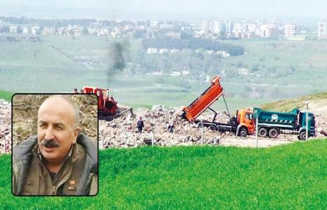 Sur'da çalışan müteahhit ve işçilere tehdit!