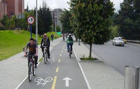 Radyo Trafik Türkiye'de Bisiklet yolu kullanımını geliştirmeyi amaçlıyor!