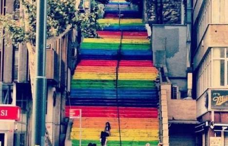 Fındıklı'daki merdiven tekrar