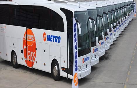 Metro'dan isme özel otobüs seferi!