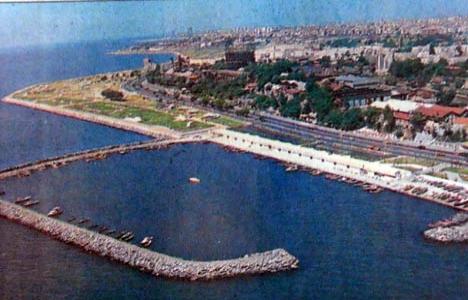 1993 yılında Ambarlı'da