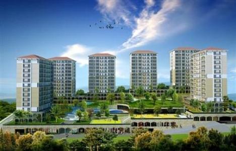 Kaya City Residence'da