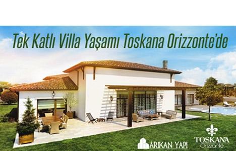 Toskana Orizzonte: Yeryüzü
