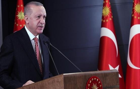Cumhurbaşkanı Erdoğan: Ulaştırma yatırımlarına 932 milyar lira harcadık!