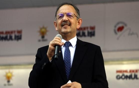 Mehmet Özhaseki: Ankara'da