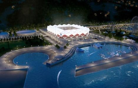 Akyazı Stadı yarın açılıyor! Açılışta büyük sürpriz!
