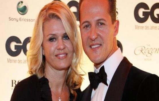 Corinna Schumacher 30 milyon Euro'ya ev aldı!
