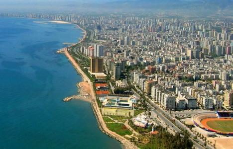 Mersin'de kiralık konutların fiyatı arttı!