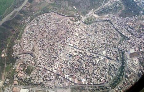 Diyarbakır Sur'da icradan 8 milyon TL'ye satılık arsa!