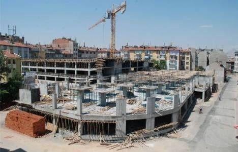 Kırklareli Belediyesi'nden 123 milyon TL'ye katlı otopark ihalesi!