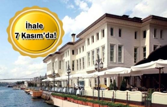Hotel Les Ottomans'a Katarlılar talip oldu!