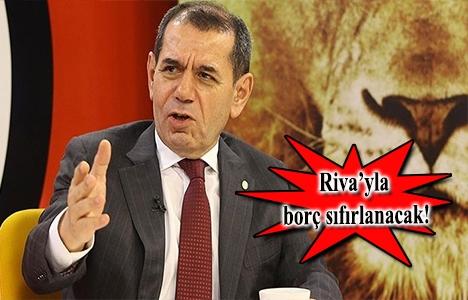 Galatasaray'ın Riva arazisi