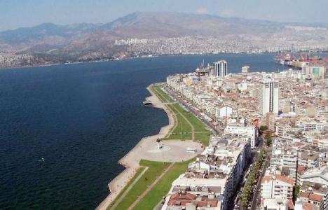 İzmir'de 55 milyon