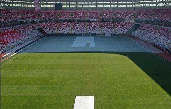 Bu yıl 7 stadın inşaatı tamamlanacak!