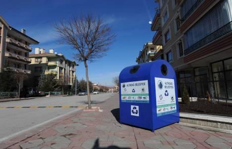 Altındağ Belediyesi, çevre temizliği konusunda çalışmalarını sürdürüyor!