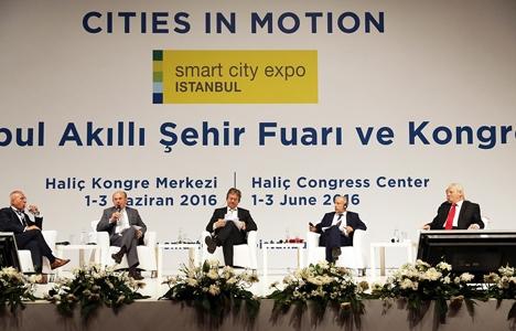 Geleceğin Yapıları Geleceğin Şehirleri Zirvesi 6-7 Eylül'de!