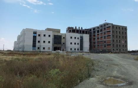 Akşehir Bölge Hastanesi Nisan ayında açılacak!