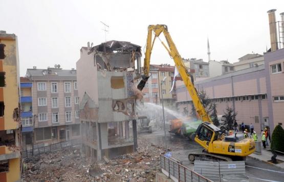 Kentsel dönüşümde asbest